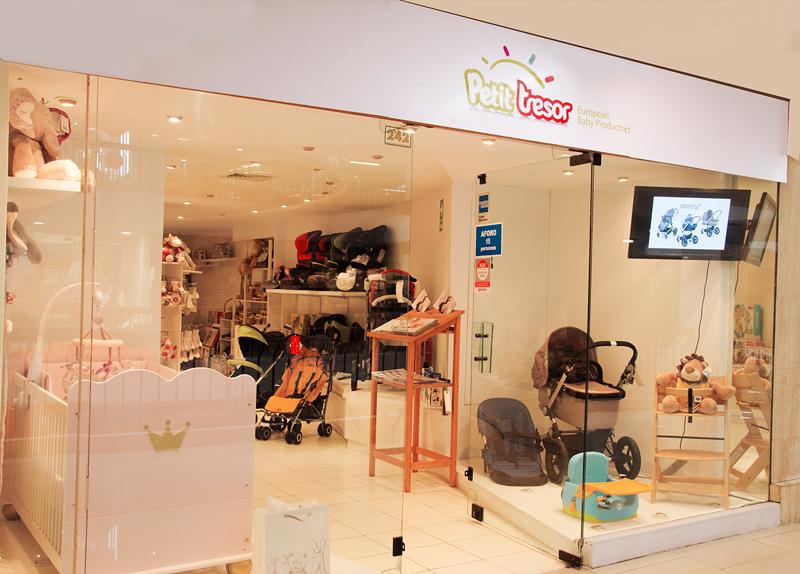 Visita nuestras tiendas para bebés con las mejores marcas europeas en coches 9bf5c6e6a0b0