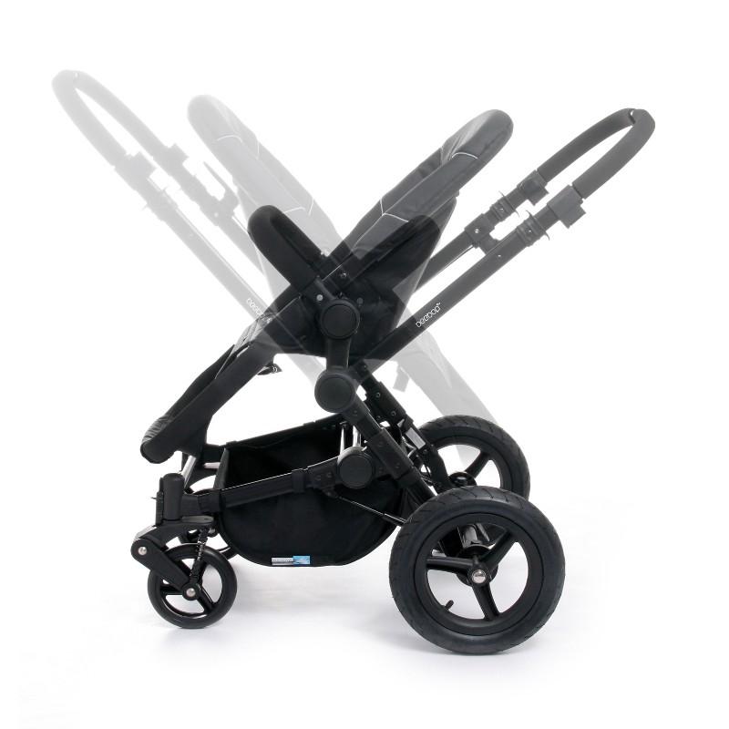 silla invertible coche para bebes Beebop de Osann 8 en 1