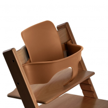 Stokke® Tripp Trapp® Baby Set Walnut Brown (no incluye silla Tripp Trapp®)