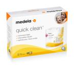 Medela Quick Clean Bolsas Esterilizadoras para Microondas x 5
