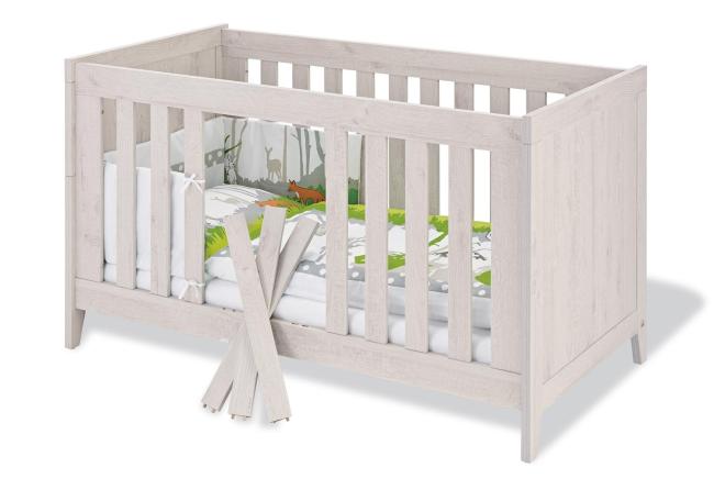 a pedido pinolino cuna cama para bebs madita