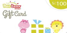 Petit Tresor Gift Card  S/.100 nuevos soles.