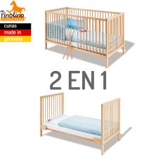 Pinolino Cuna-Cama Evolutiva Para Bebés Hanna