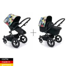 Osann Coche Para Bebés 8 en 1 Beebop Color Shuffle