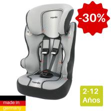 Osann Silla de Auto Para Bebés Racer SP Pop Black